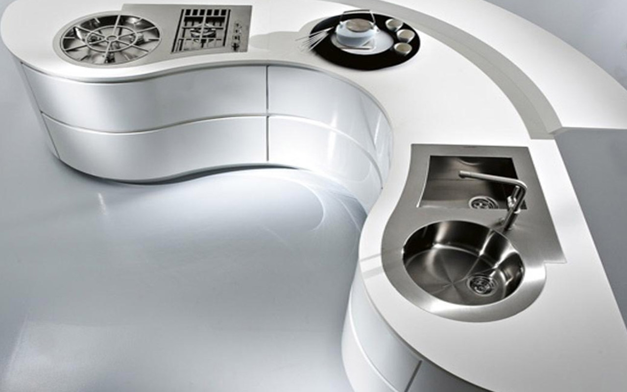 PAPAZOIS domus inclusive | Ιωάννινα | FRANKE – ΕΠΙΦΑΝΕΙΑ CORIAN SOLID SURFACES | 435 | FRANKE